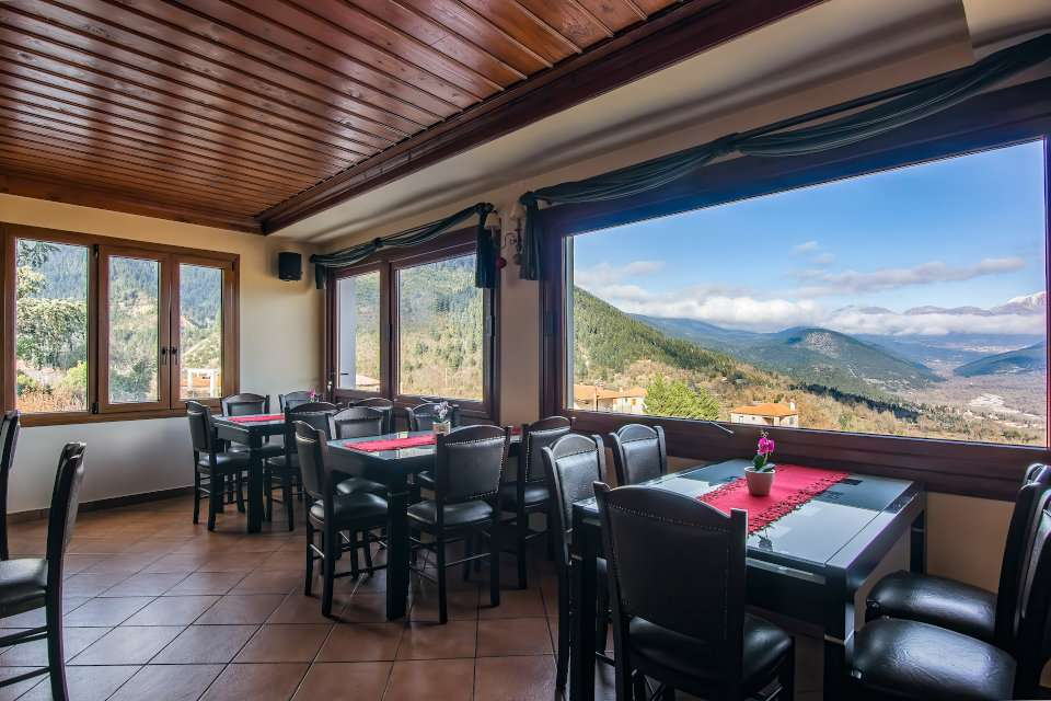 Studio Merses - To εστιατόριο
